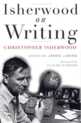 Isherwood on Writing 9780816646937
