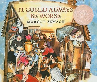 It Could Always Be Worse: A Yiddish Folk Tale 9780812406023