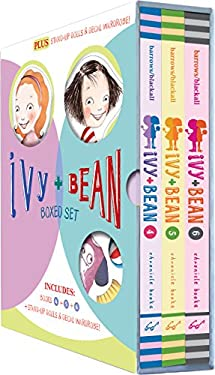 Ivy + Bean [With 3 Paper Dolls and Sticker(s)] 9780811876650