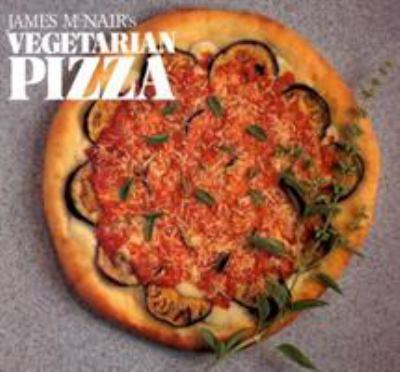 J McNair's Vegetarian Pizza 9780811801096