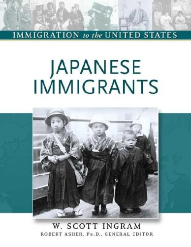 Japanese Immigrants 9780816056880