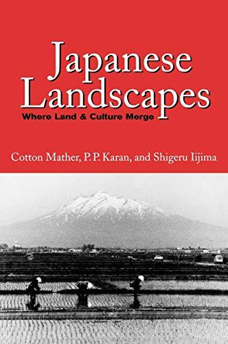 Japanese Landscapes 9780813120904