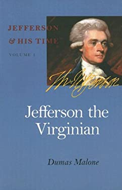 Jefferson, the Virginian 9780813923611