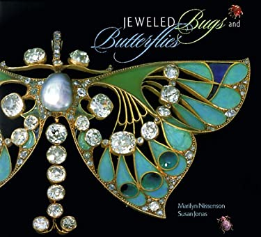 Jeweled Bugs and Butterflies 9780810935235