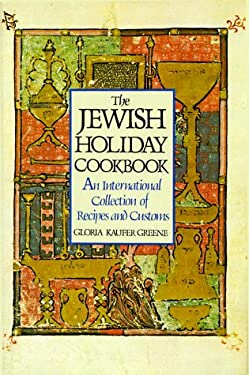 Jewish Holiday Cookbook 9780812912241