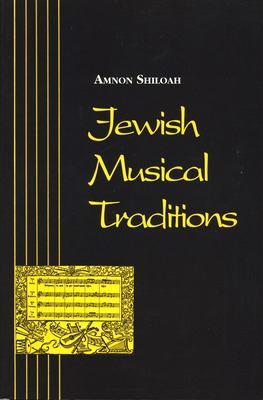 Jewish Musical Traditions 9780814322352