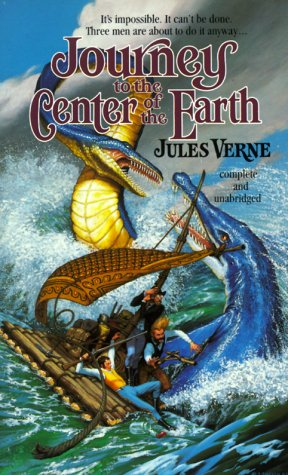 Journey to the Center of the Earth 9780812504712