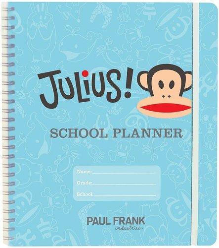 Julius! School Planner 9780811865531