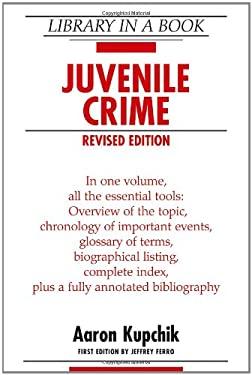 Juvenile Crime 9780816079179