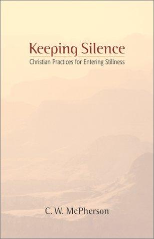 Keeping Silence 9780819219107
