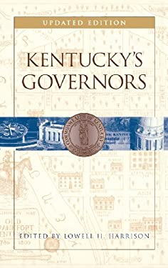 Kentucky's Governors 9780813123264