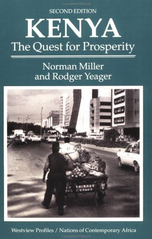Kenya: The Quest for Prosperity, Second Edition 9780813382029