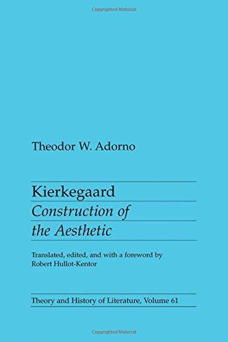 Kierkegaard 9780816611874