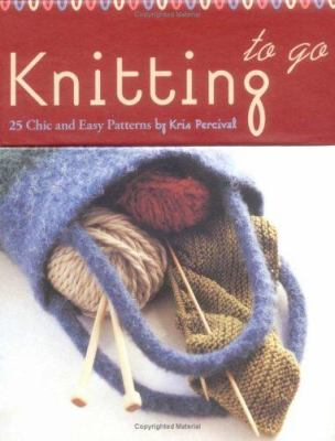 Knitting to Go Deck: 25 Chic and Easy Patterns 9780811846783