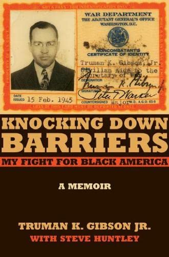 Knocking Down Barriers: My Fight for Black America 9780810122925