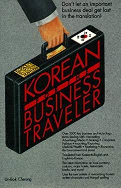 Korean for the Business Traveler 9780812017724