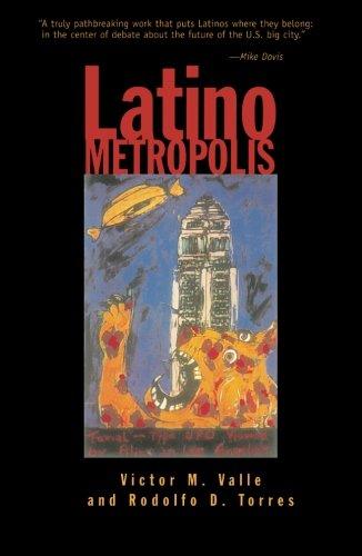 Latino Metropolis 9780816630301