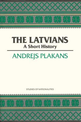 Latvians 9780817993023