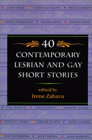 Lavender Mansions: 40 Contemporary Lesbian and Gay Short Stories 9780813320311