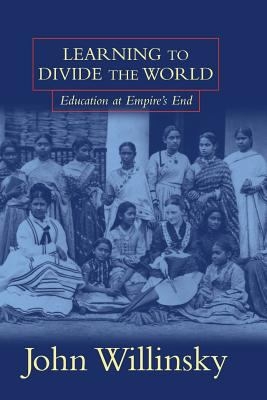 Learning to Divide the World 9780816630776