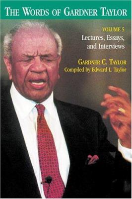 Lectures, Essays, and Interviews