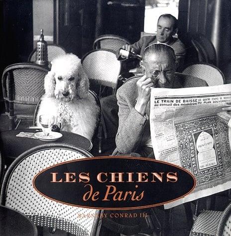 Les Chiens de Paris 9780811807432