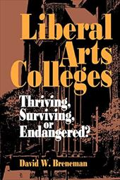 Liberal Arts Colleges 3456448