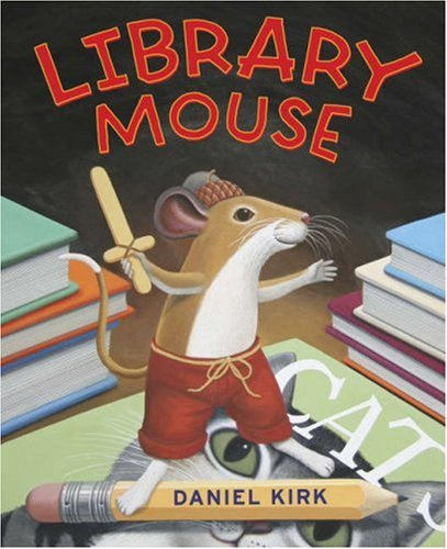 Library Mouse 9780810993464