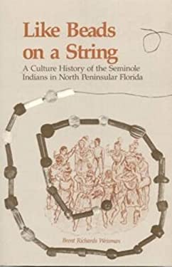 Like Beads on a String: A Culture History of the Seminole Indians in North Peninsular Florida 9780817304119
