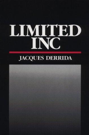 Limited Inc 9780810107885