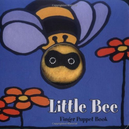 Little Bee: Finger Puppet Book [With Finger Puppet]