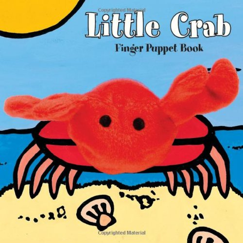 Little Crab Finger Puppet Book 9780811873406