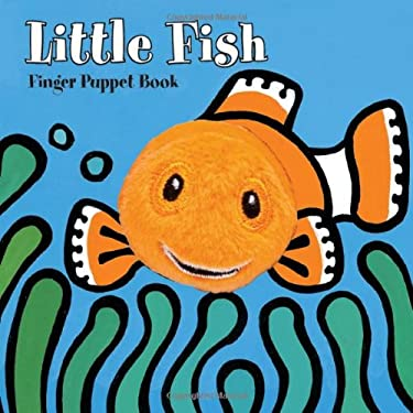 Little Fish Finger Puppet Book 9780811873444
