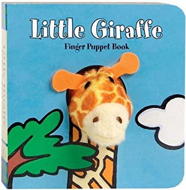 Little Giraffe [With Finger Puppet]