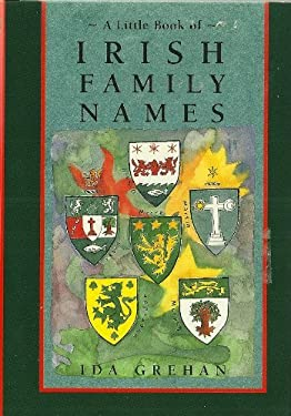 Little Irish Family Names 9780811812863