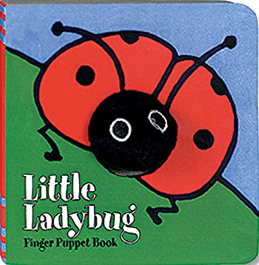 Little Ladybug: Finger Puppet Book [With Finger Puppet] 9780811848480