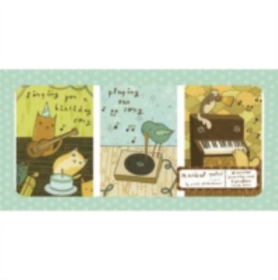Little Notes: Musical Notes