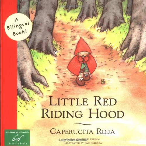 Little Red Riding Hood/Caperucita Roja 9780811825627