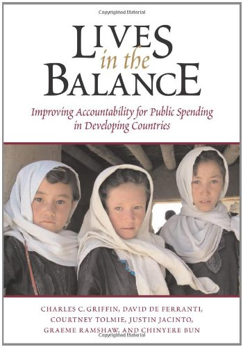 Lives in the Balance: Improving Accountability for Public Spending in Developing Countries 9780815732891