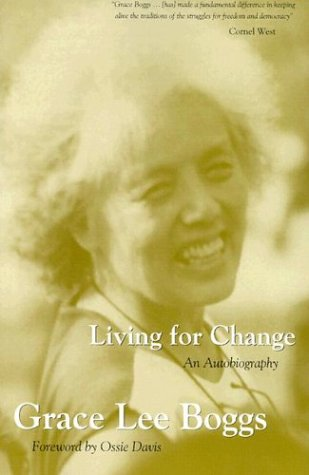 Living for Change: An Autobiography 9780816629558