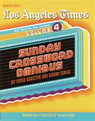 Los Angeles Times Sunday Crossword Omnibus, Volume 4 9780812935189