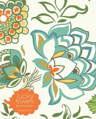Lucky Flowers Notecards