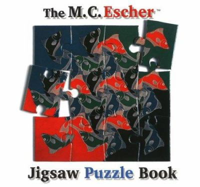 M.C. Escher: Jigsaw Puzzle Book 9780810908802