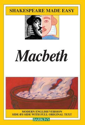 Macbeth: Modern English Version Side-By-Side with Full Original Text 9780812035711