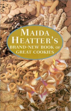 Maida Heatter's Brand-New Book of Great Cookies 9780812991758
