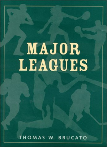 Major Leagues 9780810839083