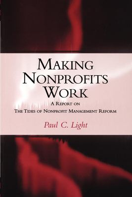 Making Nonprofits Work 9780815752455