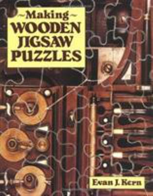 Making Wooden Jigsaw Puzzles 9780811725552