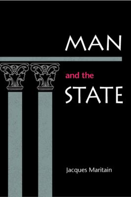 Man and the State 9780813209050