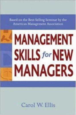Management Skills for New Managers 9780814408308